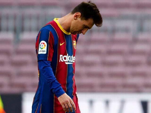 Choáng Messi nguy cơ ngồi ngoài đến tháng 1/2022, lỡ đại chiến với Ronaldo? - 1