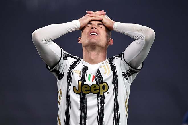 Ronaldo định không gia hạn với Juventus, chờ ngày tự do trở lại Real hoặc MU - 1