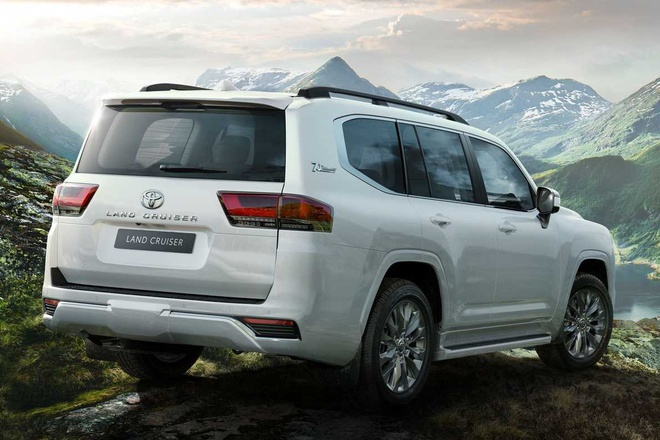 """Toyota yêu cầu khách hàng mua Land Cruiser 2022 ký cam kết """"không bán lại xe"""" - 4"""