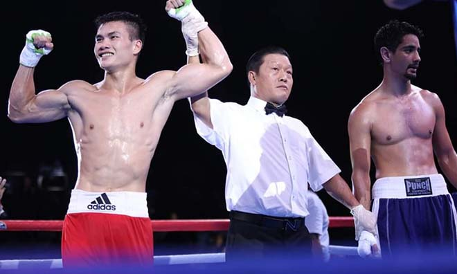 Trực tiếp đoàn Việt Nam dự Olympic ngày 24/7: Nguyễn Văn Đương giành trận thắng lịch sử cho Boxing VN - 1