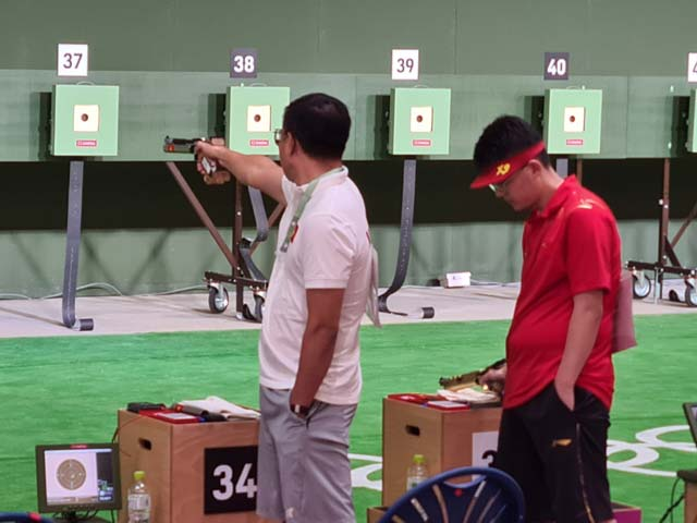 Trực tiếp đoàn Việt Nam dự Olympic ngày 24/7: Nguyễn Văn Đương giành trận thắng lịch sử cho Boxing VN - 5