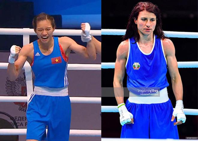 Trực tiếp đoàn Việt Nam dự Olympic ngày 25/7: Nguyễn Thị Tâm thua sát nút môn boxing - 13