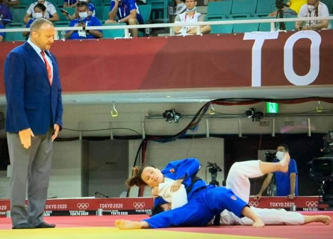 Trực tiếp đoàn Việt Nam dự Olympic ngày 25/7: Nguyễn Thị Tâm thua sát nút môn boxing - 8