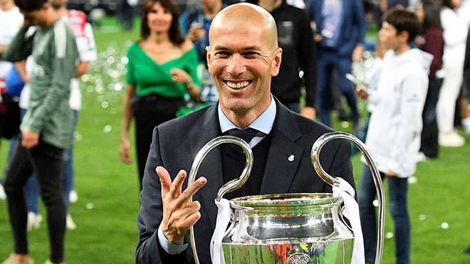 """Zidane, Conte & dàn siêu HLV """"thất nghiệp"""", chờ các ông lớn châu Âu đến """"rước"""" - 1"""