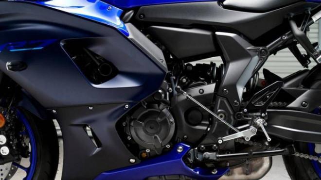 Yamaha R7 2021 sắp về Việt Nam, giá từ 250 triệu - 5