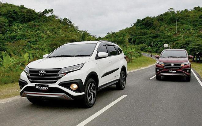 Giá xe Toyota Rush lăn bánh tháng 7/2021 - 3