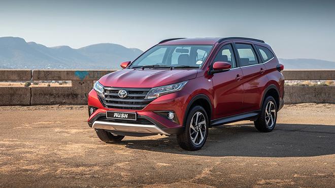 Giá xe Toyota Rush lăn bánh tháng 7/2021 - 4