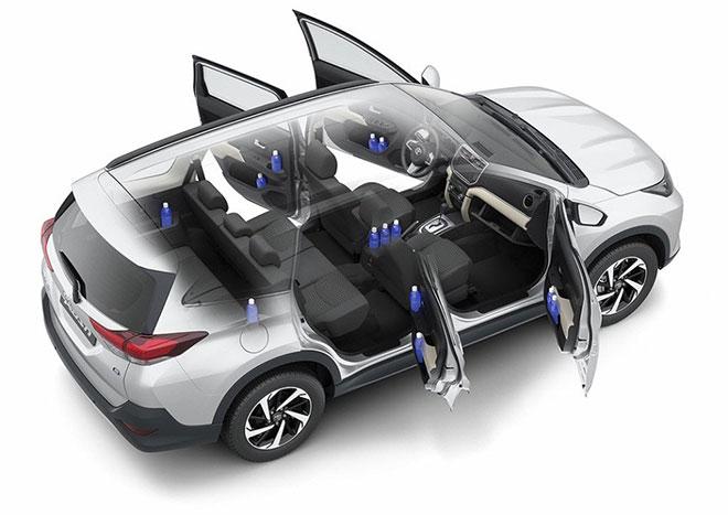 Giá xe Toyota Rush lăn bánh tháng 7/2021 - 6