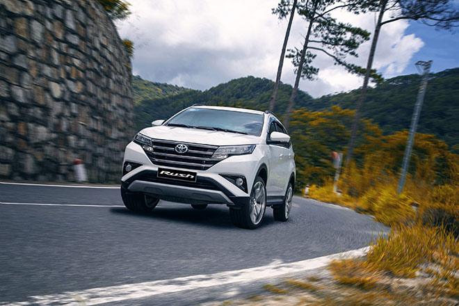 Giá xe Toyota Rush lăn bánh tháng 7/2021 - 8