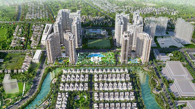 """Vinhomes tái định nghĩa mô hình """"đô thị nghỉ dưỡng"""" trên thị trường - 1"""