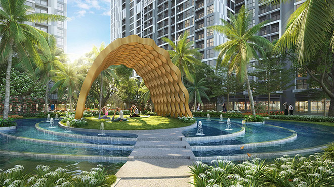 """Vinhomes tái định nghĩa mô hình """"đô thị nghỉ dưỡng"""" trên thị trường - 2"""