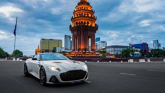 Aston Martin hàng hiếm DBS Superleggera Concore về tay đại gia Đông Nam Á - 1