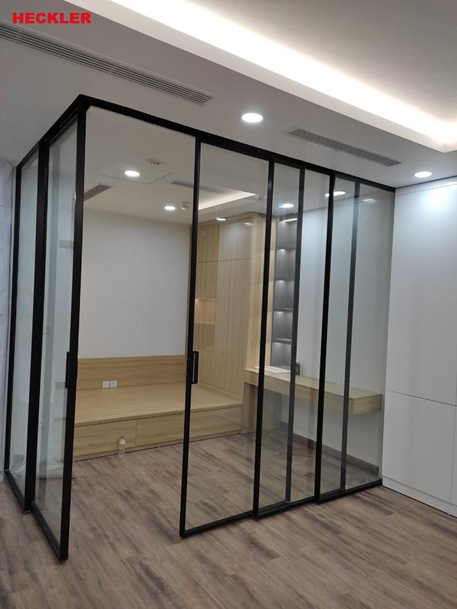 Cửa trượt Heckler – cửa nhôm Slim siêu mỏng độc đáo cho không gian nội thất - 5