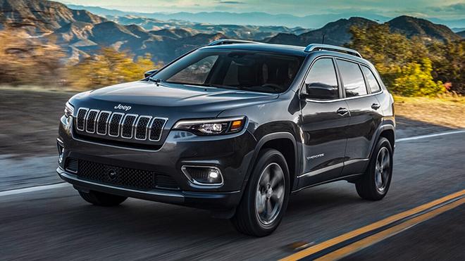JEEP sẽ đưa dòng xe Cherokee về thị trường Việt và có mức giá tầm 2 tỷ đồng - 3