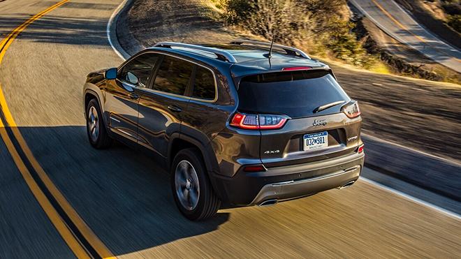 JEEP sẽ đưa dòng xe Cherokee về thị trường Việt và có mức giá tầm 2 tỷ đồng - 4