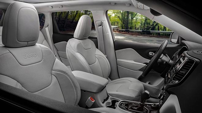 JEEP sẽ đưa dòng xe Cherokee về thị trường Việt và có mức giá tầm 2 tỷ đồng - 5
