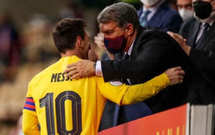 Barca chốt lịch ký hợp đồng với Messi, kịp đại chiến Ronaldo - Juventus - 3