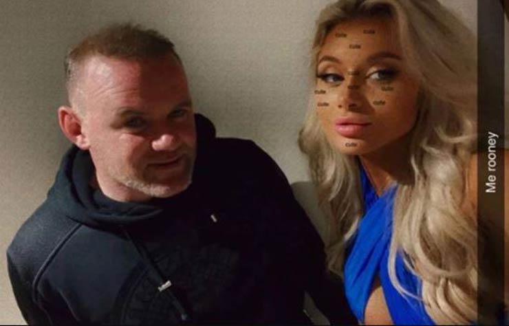 Rooney cặp kè 3 mỹ nữ: Bị tống tiền 319 triệu đồng, dễ bị Derby County sa thải - 3