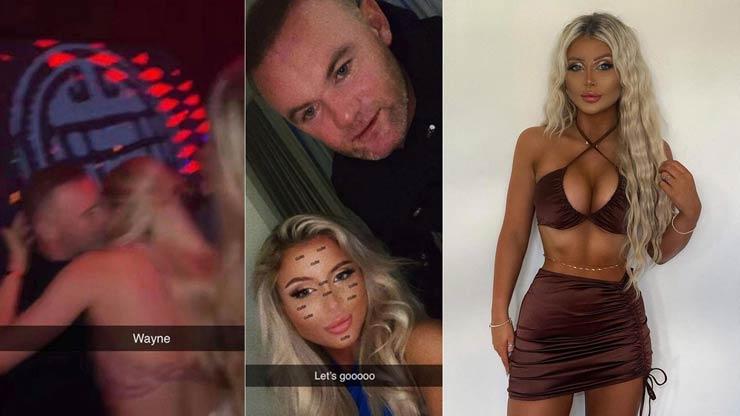 Rooney cặp kè 3 mỹ nữ: Bị tống tiền 319 triệu đồng, dễ bị Derby County sa thải - 1