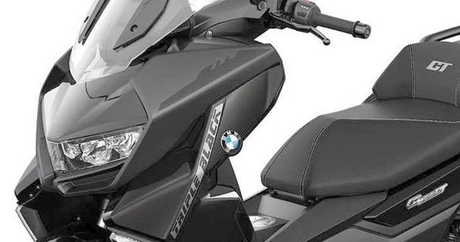 """Xe ga cho """"nhà giàu"""" BMW 150cc chuẩn bị trình làng - 3"""