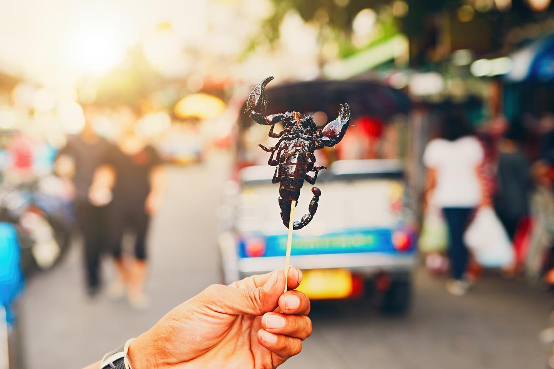 Hóa ra thiên đường ẩm thực Thái Lan cũng có những món ăn đáng sợ đến thế - 5