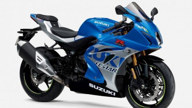 Siêu mô tô thể thao Suzuki GSX-R1000R 2021 thêm màu mới, giá 450,6 triệu - 3