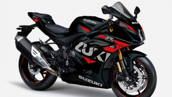Siêu mô tô thể thao Suzuki GSX-R1000R 2021 thêm màu mới, giá 450,6 triệu - 4