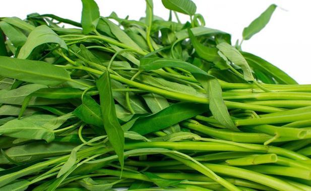 Những lưu ý khi ăn rau muống - 1