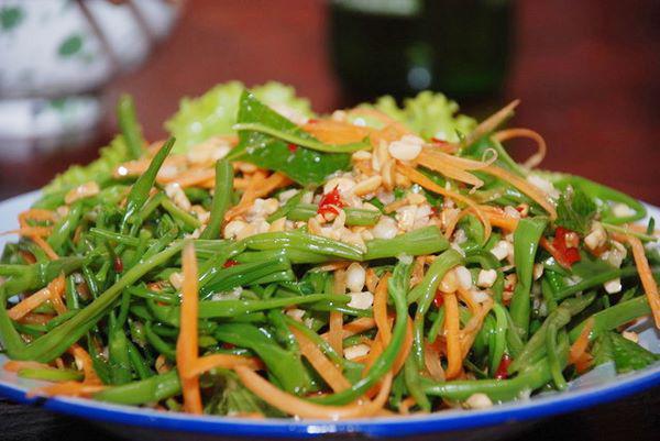 Những lưu ý khi ăn rau muống - 2