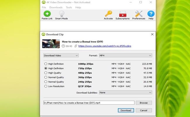 Cách tải video trên YouTube về điện thoại và máy tính nhanh nhất - 4
