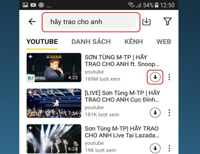 Cách tải video trên YouTube về điện thoại và máy tính nhanh nhất - 9
