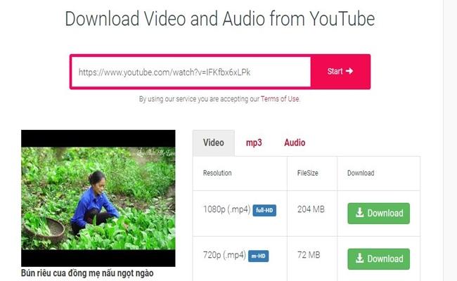 Cách tải video trên YouTube về điện thoại và máy tính nhanh nhất - 12
