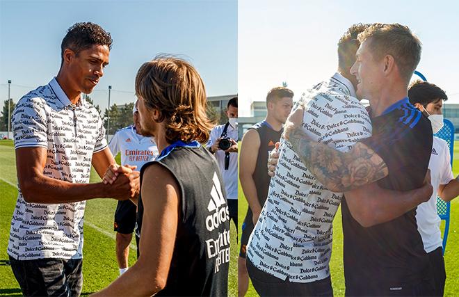"""""""Bom tấn"""" Varane viết tâm thư chia tay Real Madrid đến MU, nhận ngay """"bão like"""" - 1"""