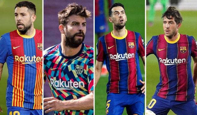 """Barca có biến: 4 """"công thần"""" từ chối giảm lương bị dọa cấm đá La Liga - 1"""