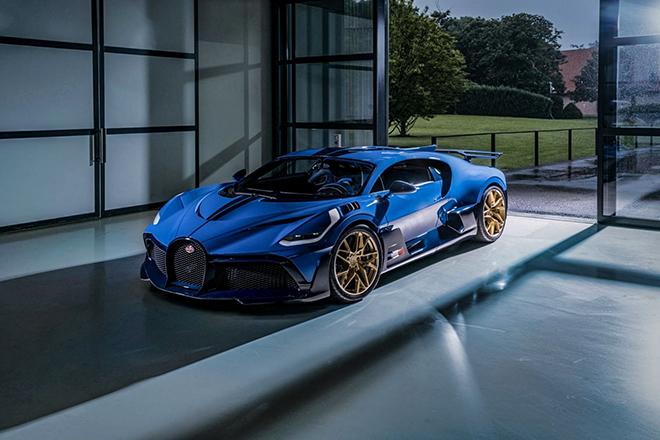 Siêu xe triệu đô Bugatti Divo cuối cùng về tay khách hàng - 1