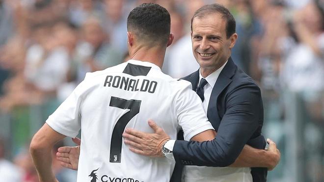 Juventus thay đổi chiến thuật, mơ lấy lại ngai vàng: Lợi hay hại cho Ronaldo? - 3