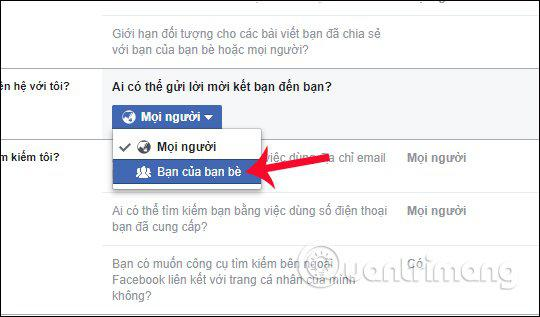 Cách ẩn nút kết bạn trên Facebook rất đơn giản không phải ai cũng biết - 7