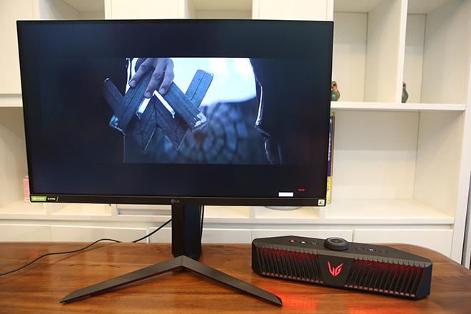 Đánh giá màn hình LG 34GN850-B, đáp ứng chơi game, làm việc tại nhà - 5