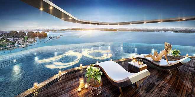 """Giá trị độc bản của dinh thự sở hữu tầm nhìn """"triệu đô"""" Phoenix Legend Villas - 3"""