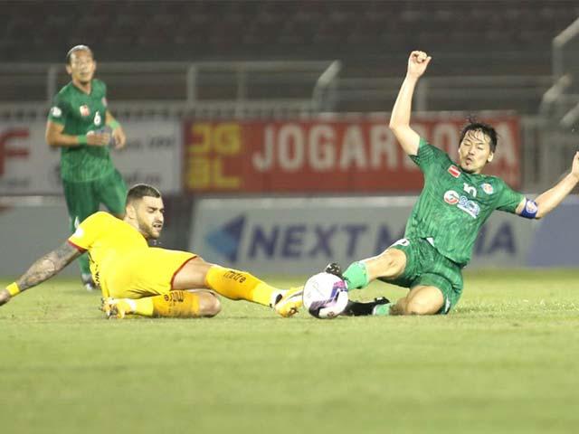 8 đội phản đối, V-League vẫn hoãn đến năm 2022 - 1
