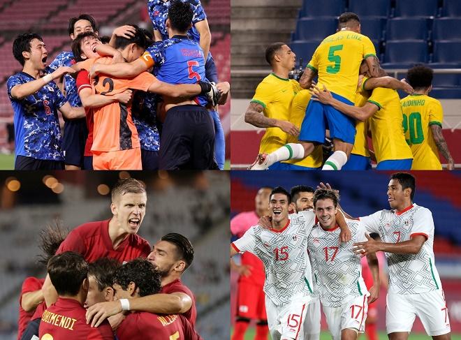 Kịch bản sốc bóng đá Olympic: Brazil - TBN bị loại, lỡ hẹn chung kết trong mơ - 1