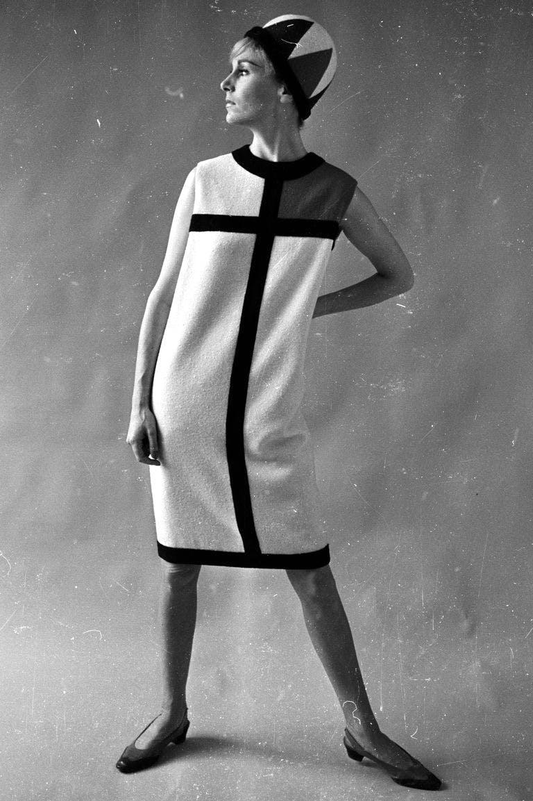 Những thiết kế để đời của Yves Saint Laurent - 5