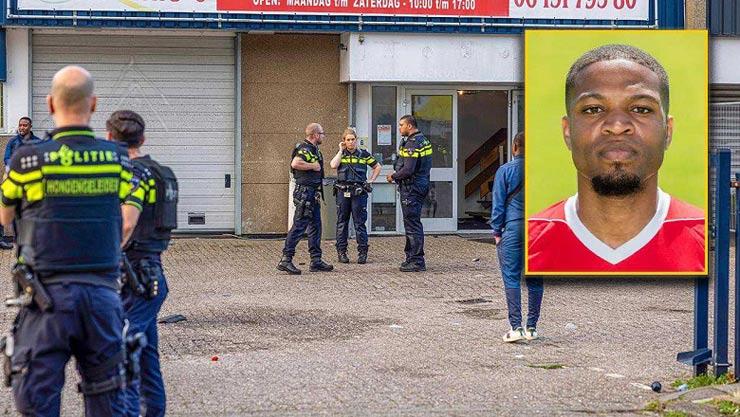 """Cựu SAO Ajax """"ăn đạn"""" vào đầu, nguy kịch tính mạng chỉ vì nghĩa hiệp - 1"""