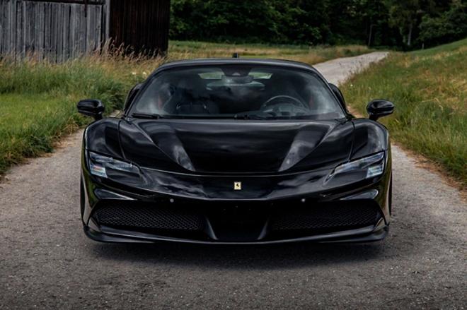 Hãng độ Novitec tăng thêm công suất cho mãu xe Ferrari SF90 Stradale - 1