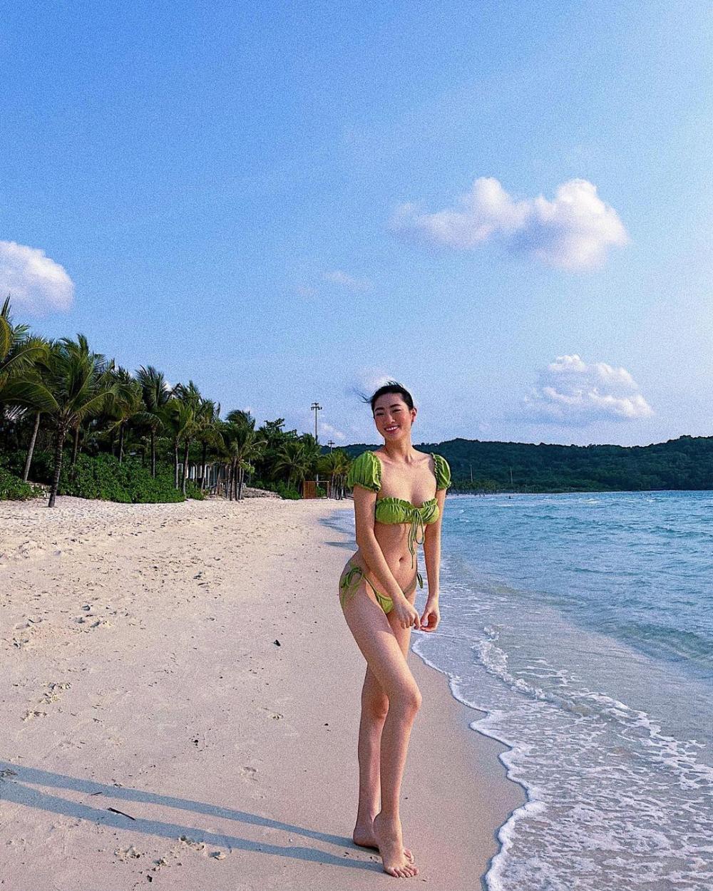 Hoa hậu Cao Bằng có số đo đẹp nhất lịch sử, đôi chân dài 1m22 không đối thủ - 11