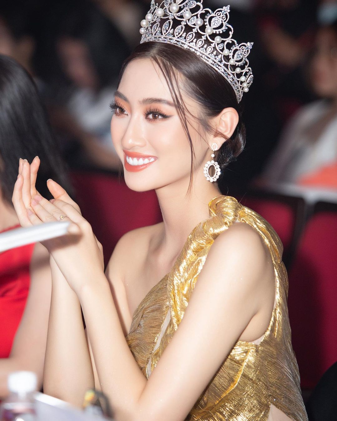 Hoa hậu Cao Bằng có số đo đẹp nhất lịch sử, đôi chân dài 1m22 không đối thủ - 4