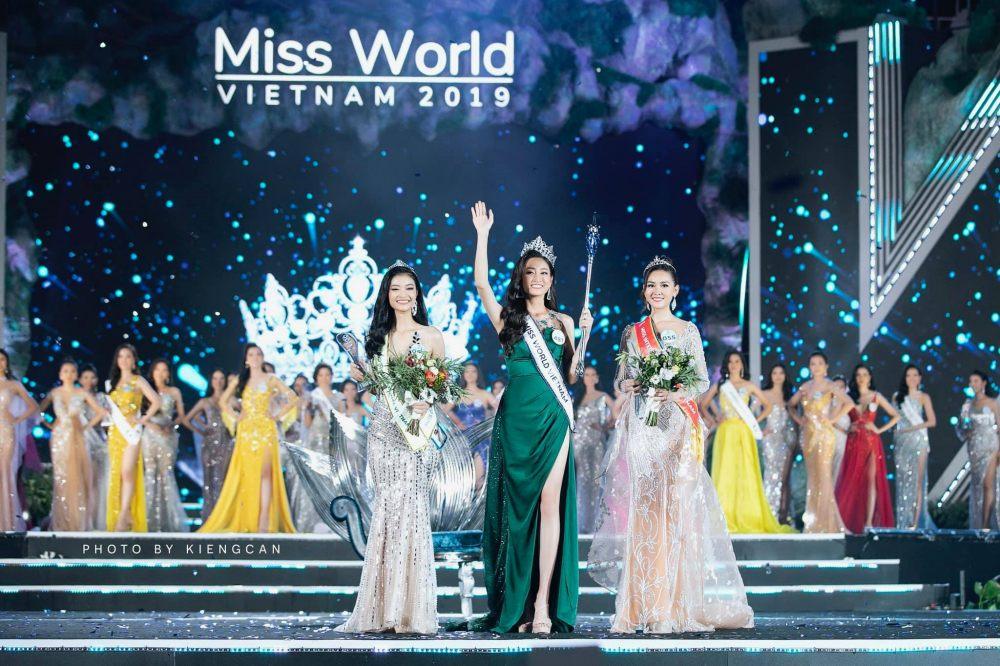 Hoa hậu Cao Bằng có số đo đẹp nhất lịch sử, đôi chân dài 1m22 không đối thủ - 3