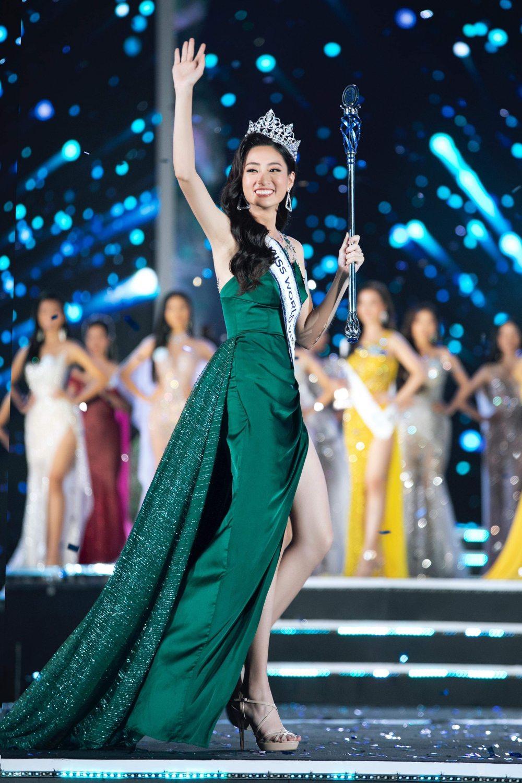 Hoa hậu Cao Bằng có số đo đẹp nhất lịch sử, đôi chân dài 1m22 không đối thủ - 7