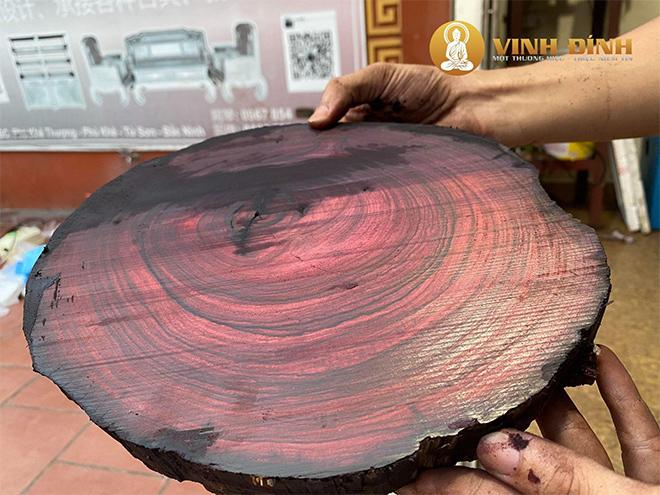 Gỗ tử đàn hợp mệnh gì? Ý nghĩa vòng tay gỗ tử đàn Ấn Độ - 1
