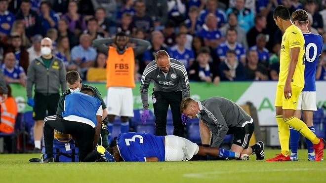 Sốc: SAO Leicester City gãy chân kinh hoàng, nguy cơ bỏ lỡ mùa giải 2021/22 - 1